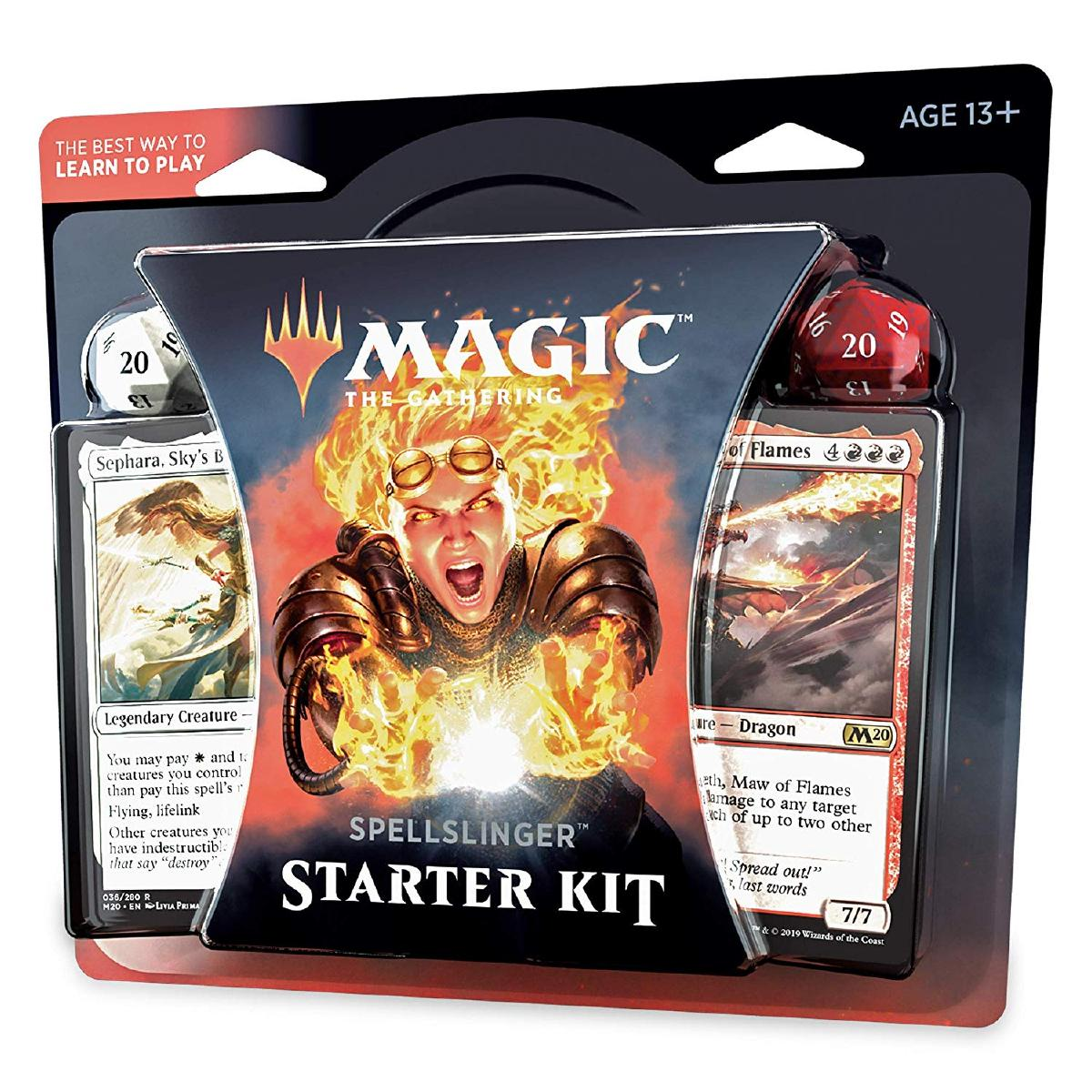 MTG Core Set 2020 Starter Kit Englisch
