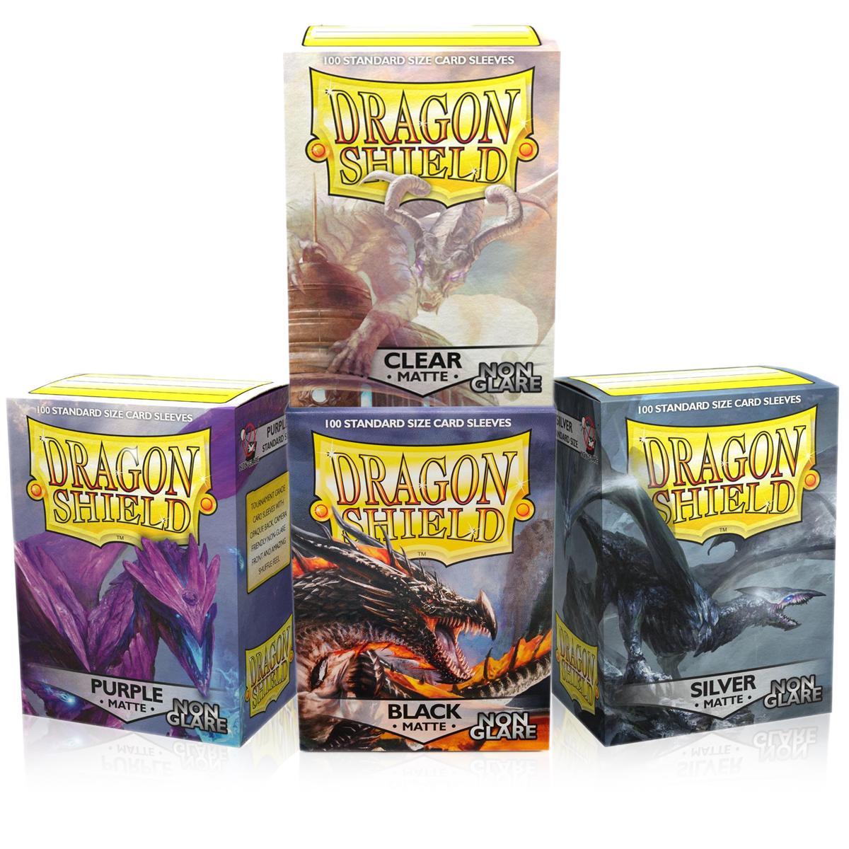 Dragon Shield Matte Non-Glare 100