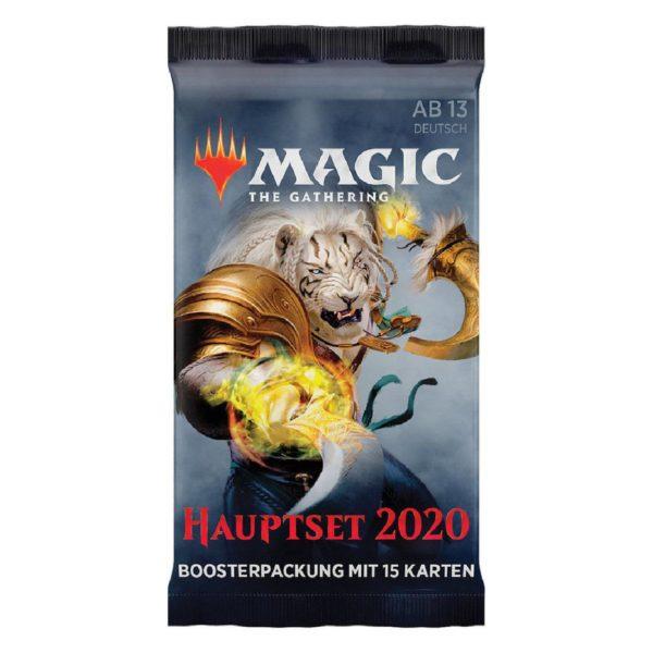MTG Hauptset 2020 Booster Deutsch