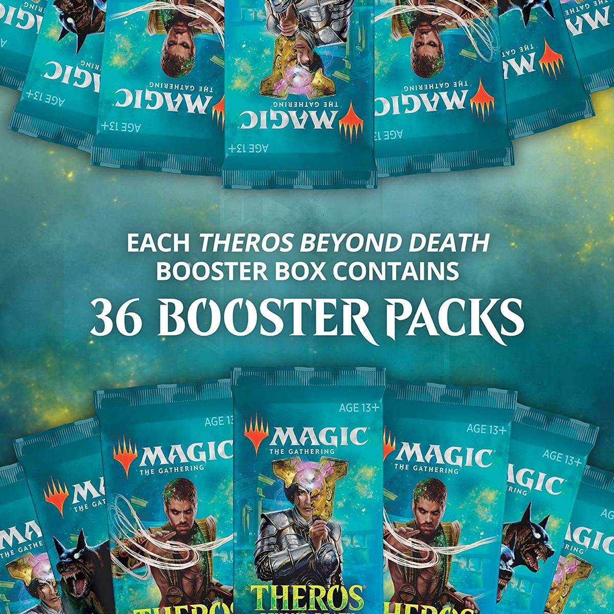 MTG Theros Beyond Death Display 36 Booster Packs Englisch