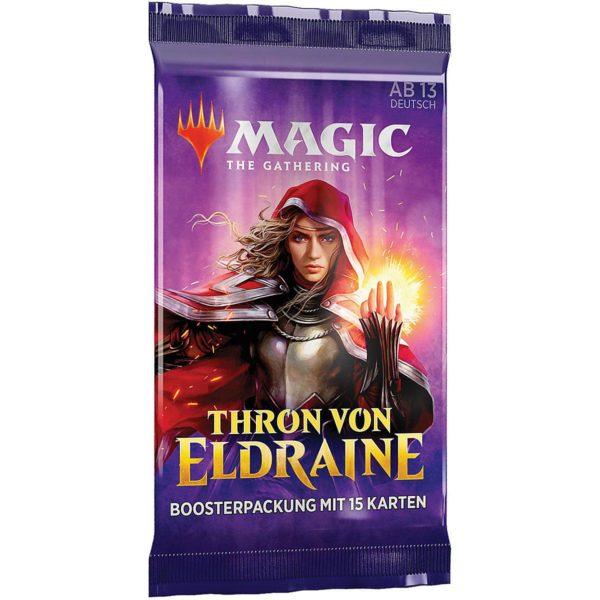 MTG Thron von Eldraine Booster Deutsch