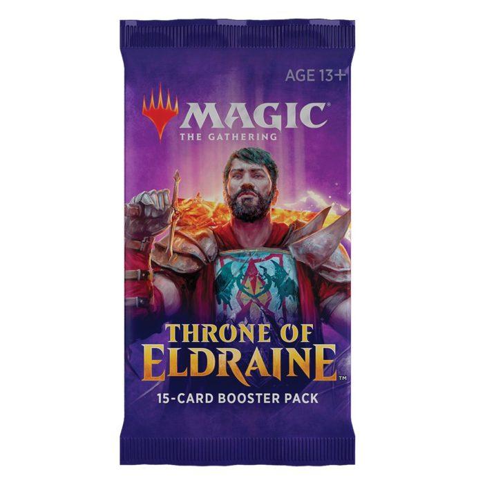 MTG Throne of Eldraine Booster Englisch