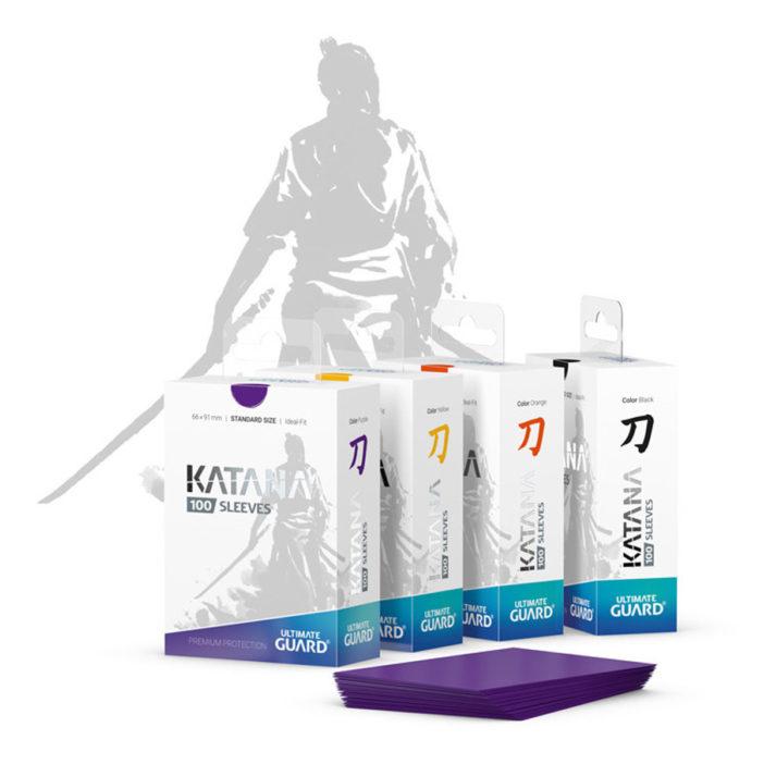 Ultimate Guard Katana 100