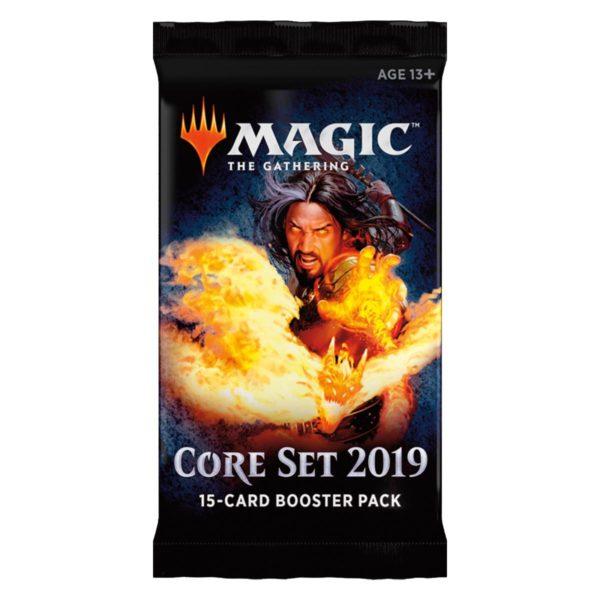 MTG Core Set 2019 Booster Pack Englisch