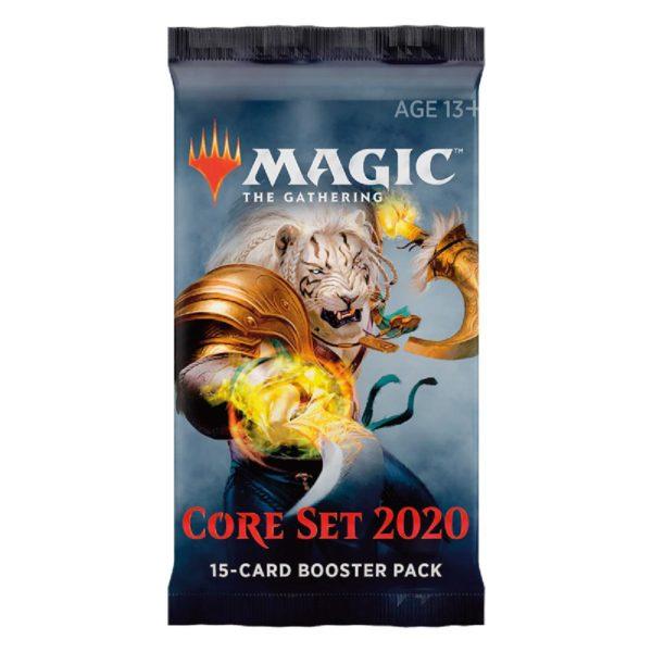 MTG Core Set 2020 Booster Englisch