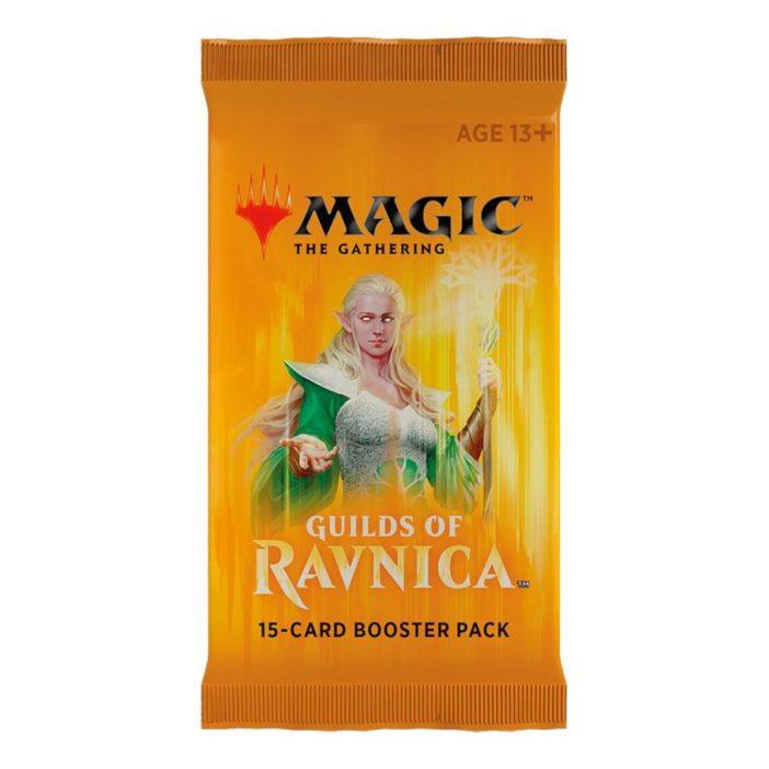 MTG Guilds of Ravnica Booster Pack Englisch