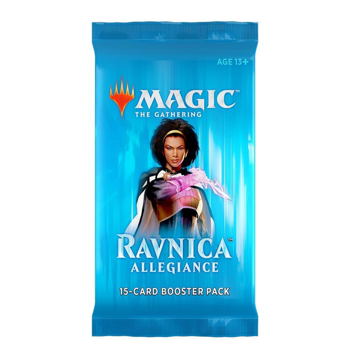 MTG Ravnica Allegiance Booster Pack Englisch