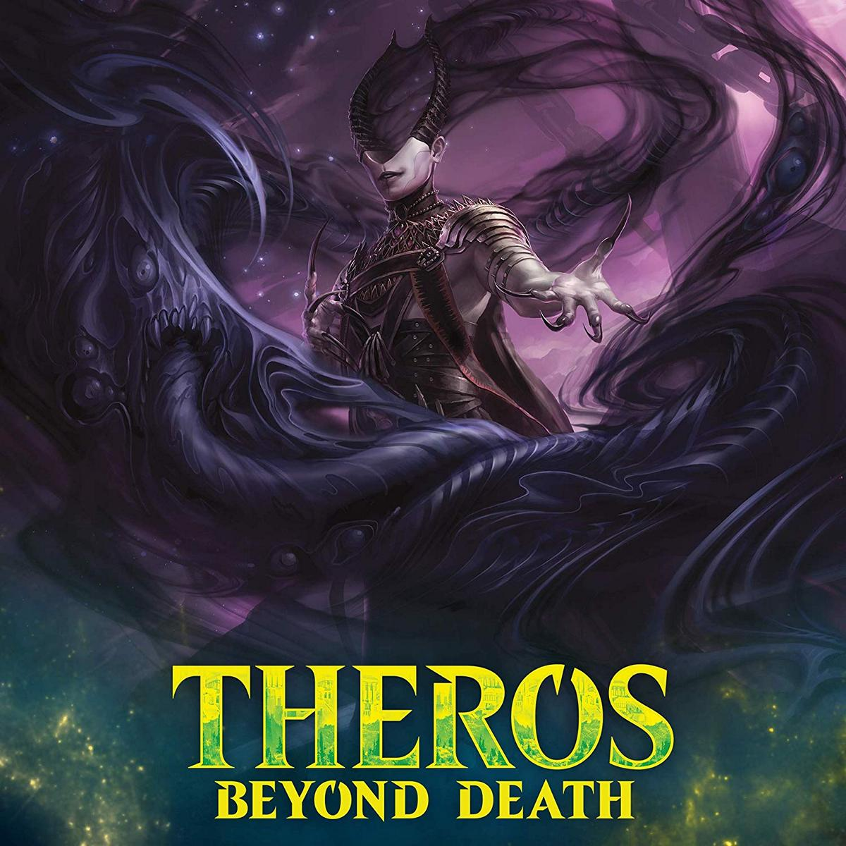 MTG Theros Beyond Death Deckbuilder's Toolkit Englisch