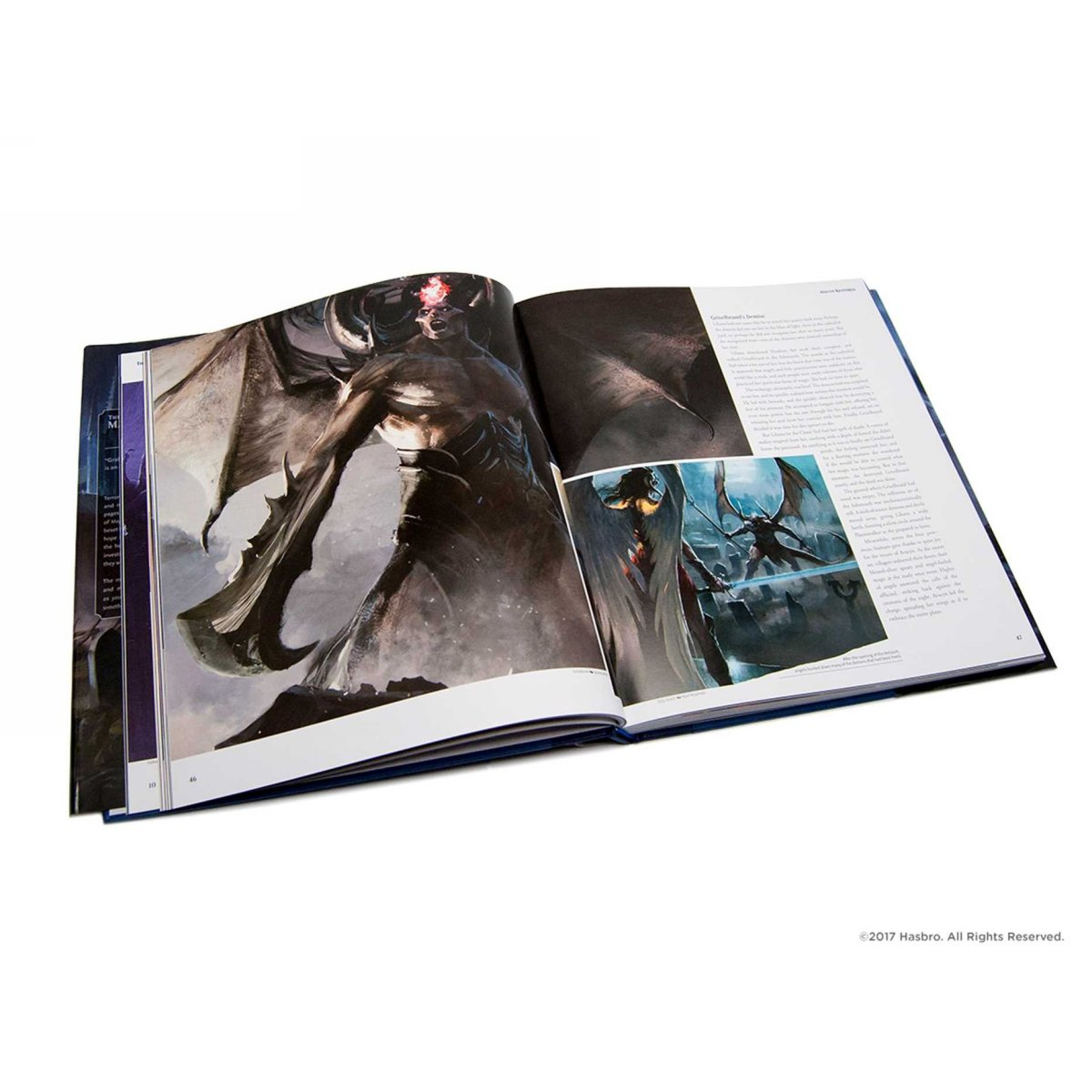 MTG The Art of Magic: The Gathering Innistrad Englisch