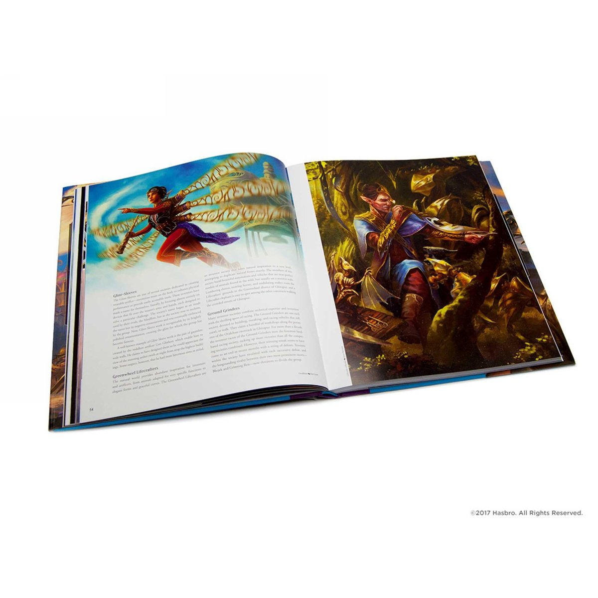 MTG The Art of Magic: The Gathering Kaladesh Englisch