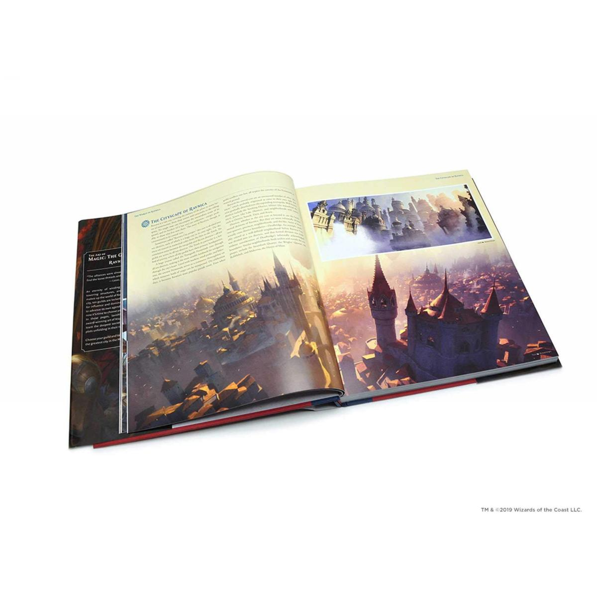 MTG The Art of Magic: The Gathering Ravnica Englisch