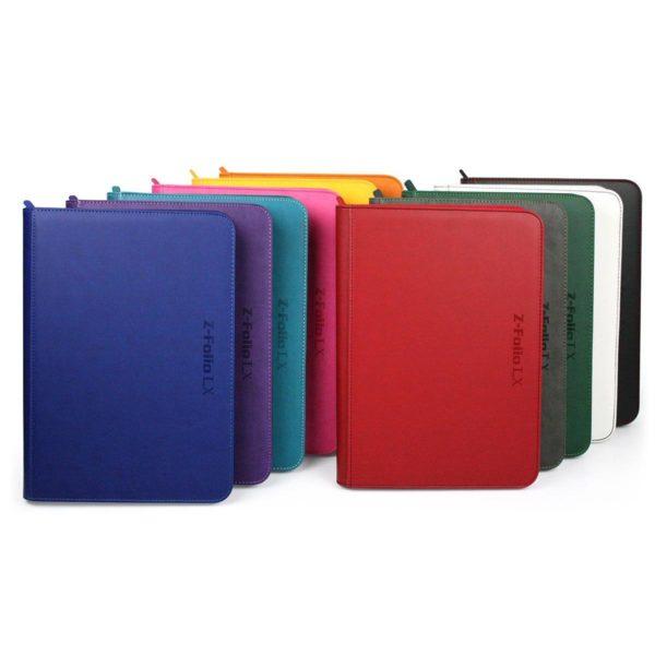 BCW Z-Folio 9-Pocket LX USA