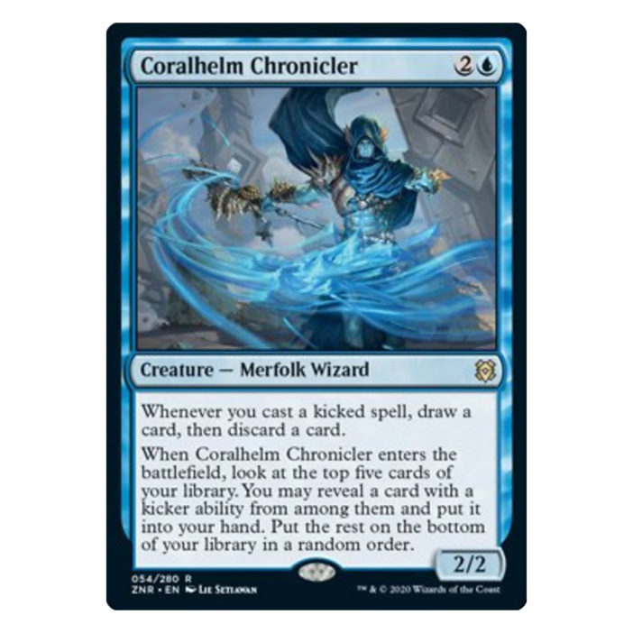 Coralhelm Chronicler