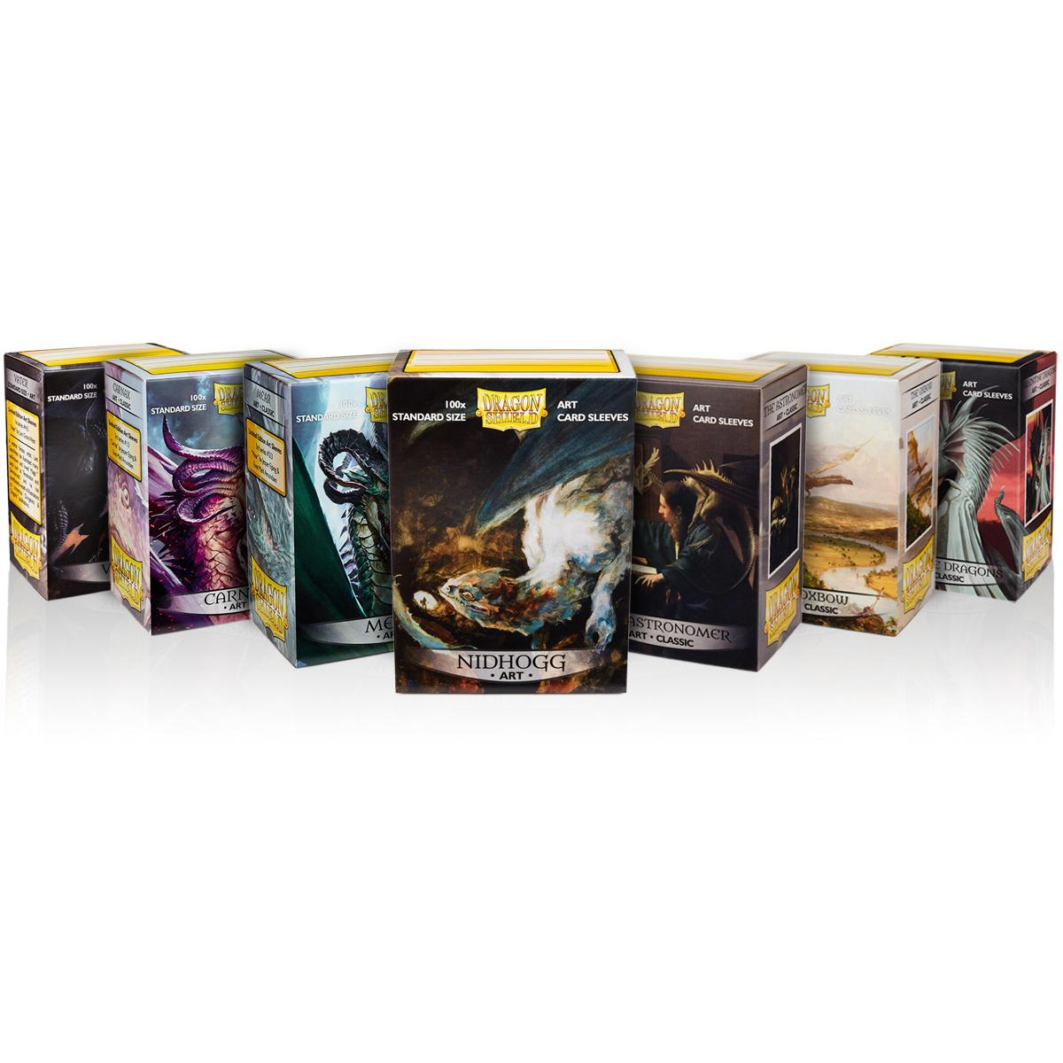 Dragon Shield Art Classic 100