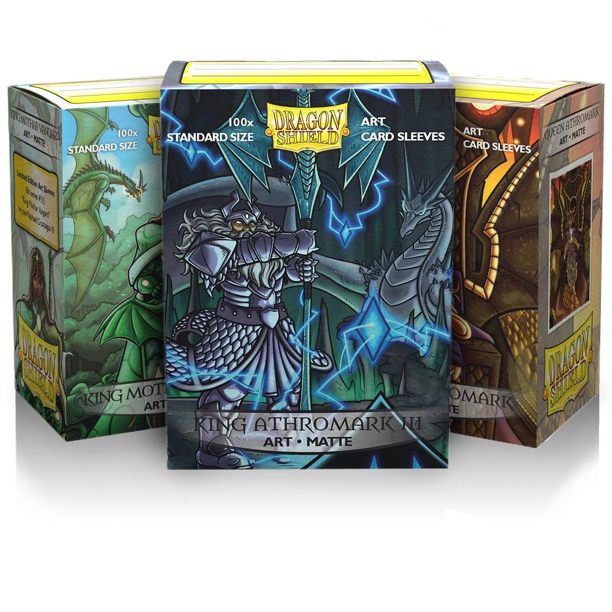 Dragon Shield Art Matte 100