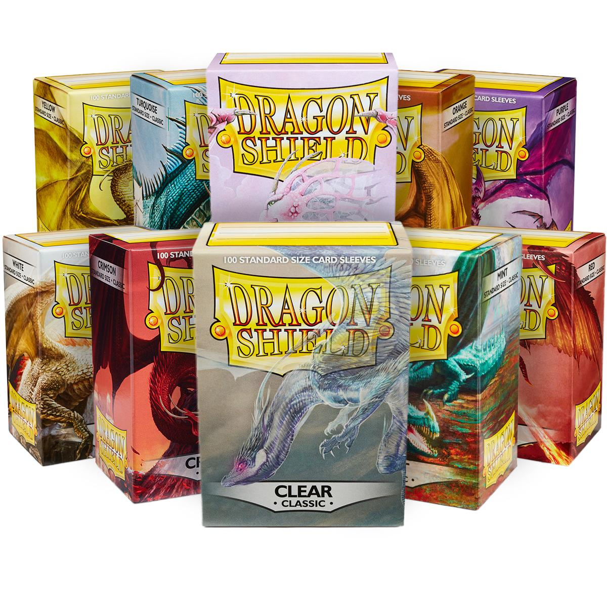 Dragon Shield Classic 100