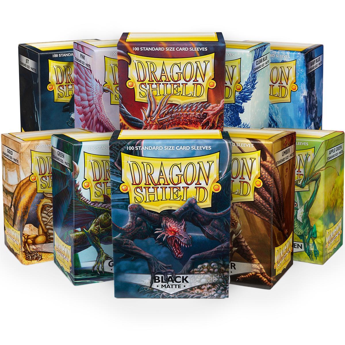 Dragon Shield Matte 100