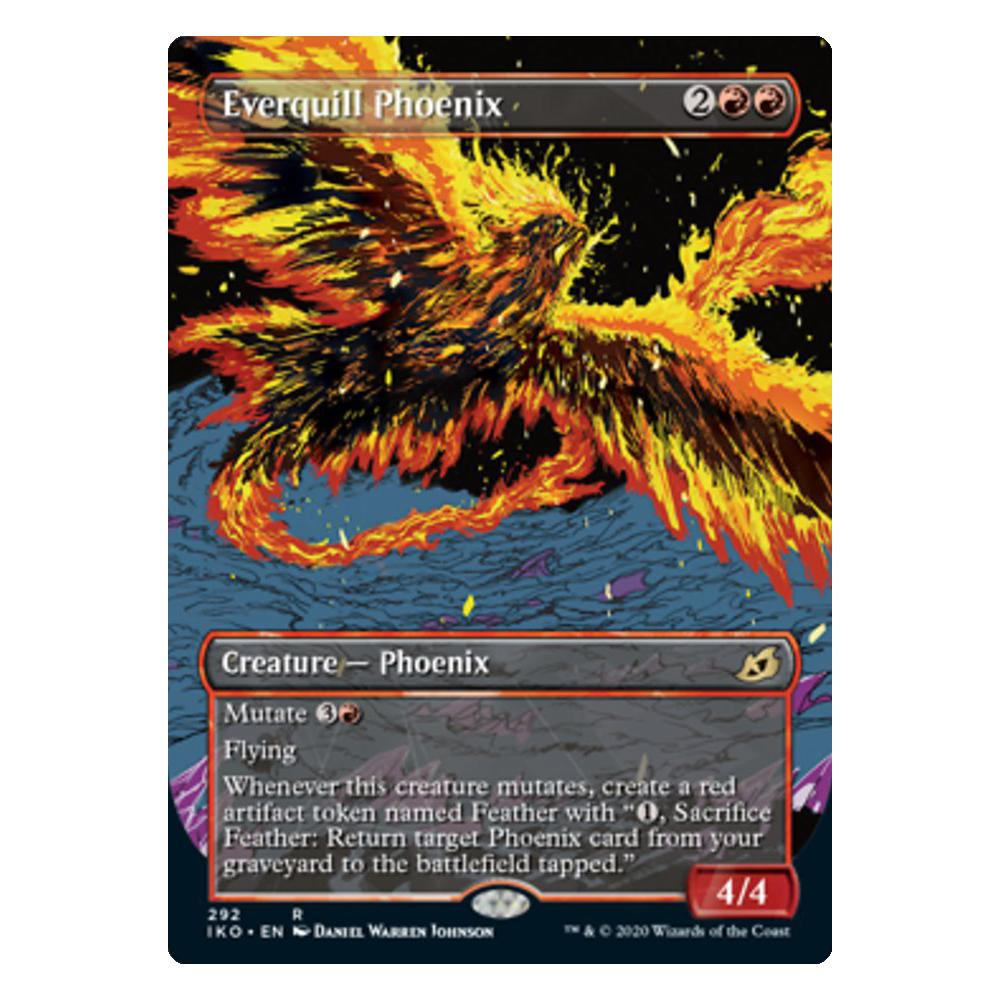 Everquill Phoenix (V.1) (Altered)
