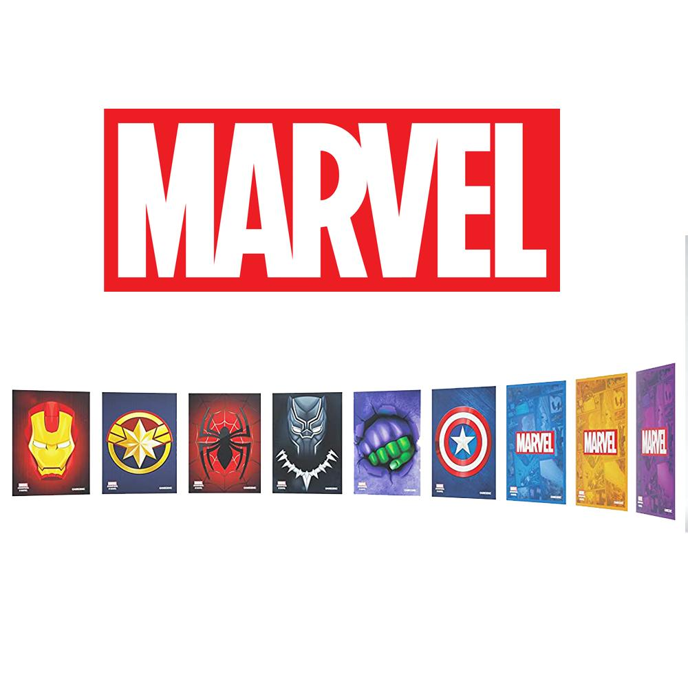 Gamegenic Art Marvel Champions 100