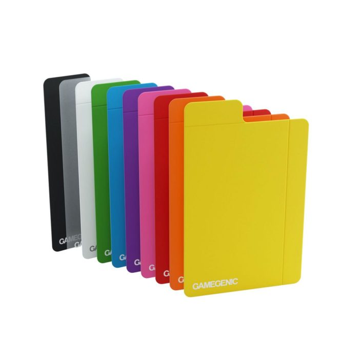 Gamegenic Flex Card Dividers Multicolor Pack 15