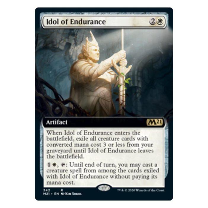 Idol of Endurance