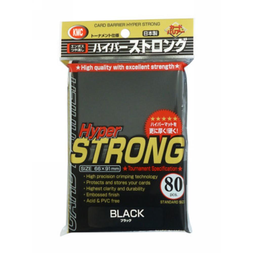 KMC Hyper STRONG Black 80