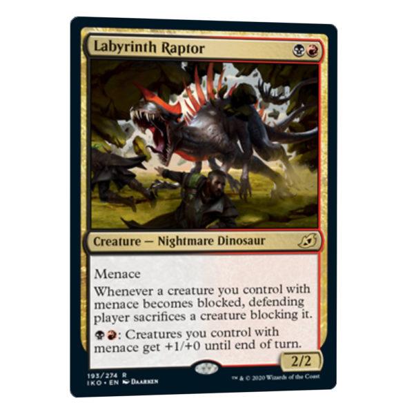 Labyrinth Raptor