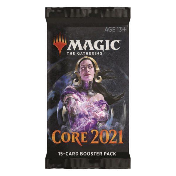 MTG Core Set 2021 Draft Booster Pack Englisch