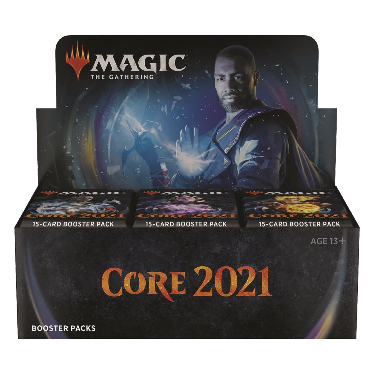 MTG Core Set 2021 Draft Booster Pack Englisch