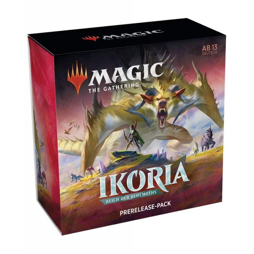 MTG Ikoria: Lair of Behemoths Prerelease Pack DE