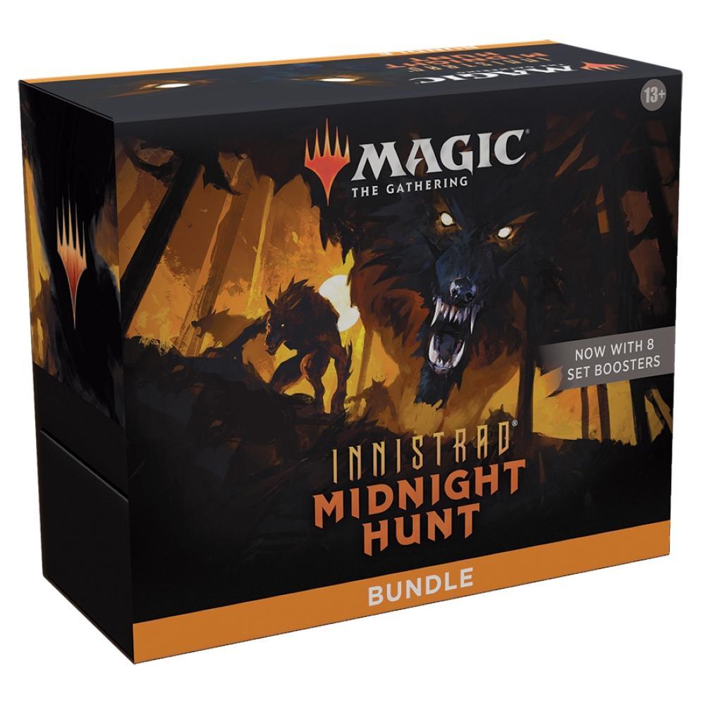 MTG Innistrad: Midnight Hunt Bundle EN
