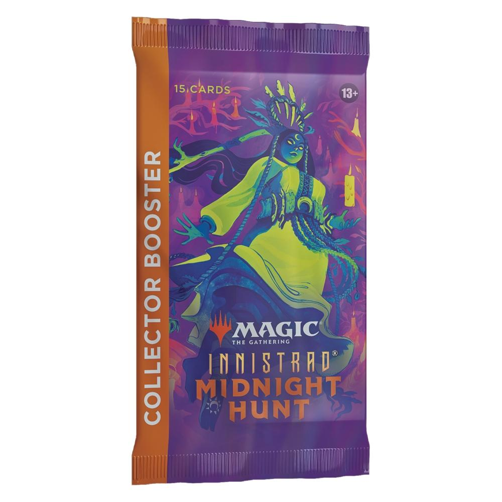 MTG Innistrad: Midnight Hunt Collector Booster Pack EN