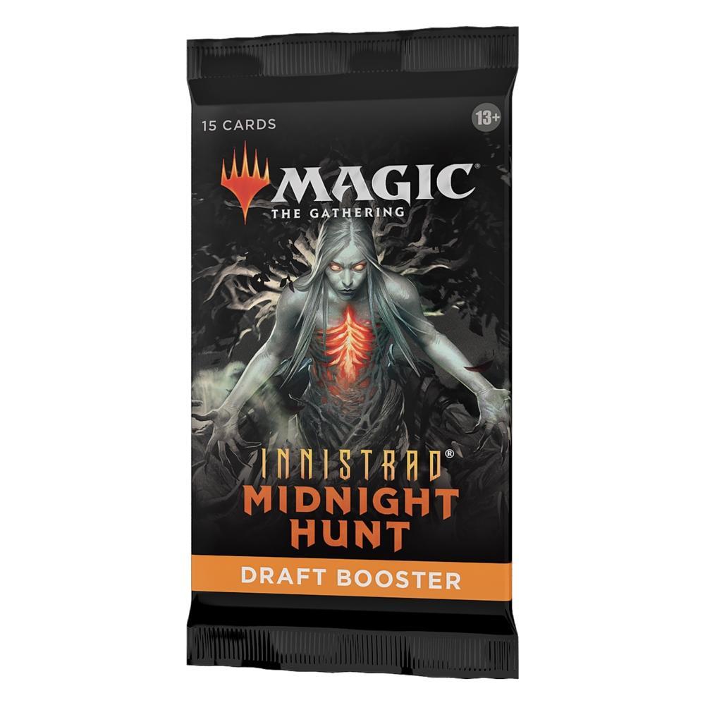 MTG Innistrad: Midnight Hunt Draft Booster Pack EN