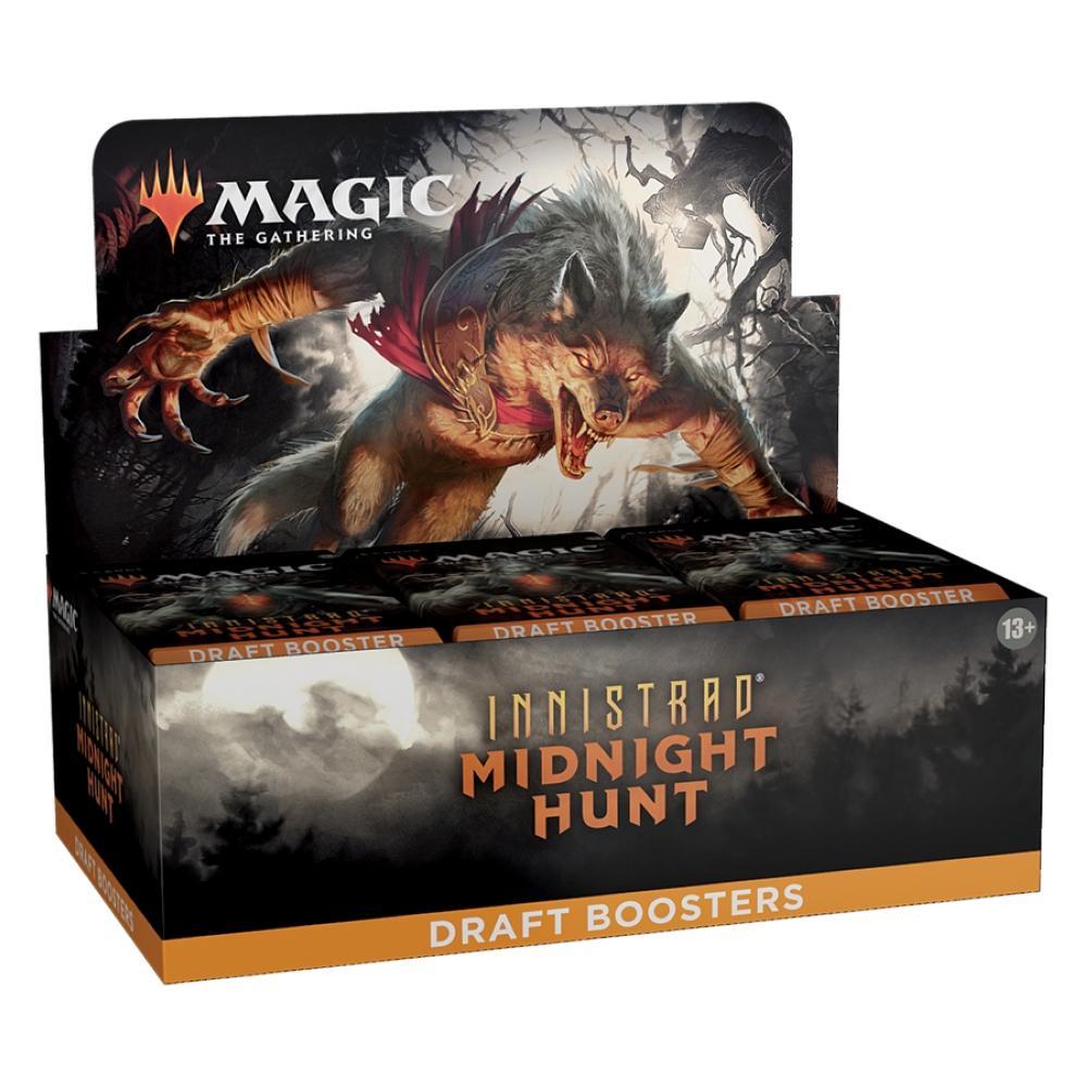 MTG Innistrad: Midnight Hunt Draft Display EN