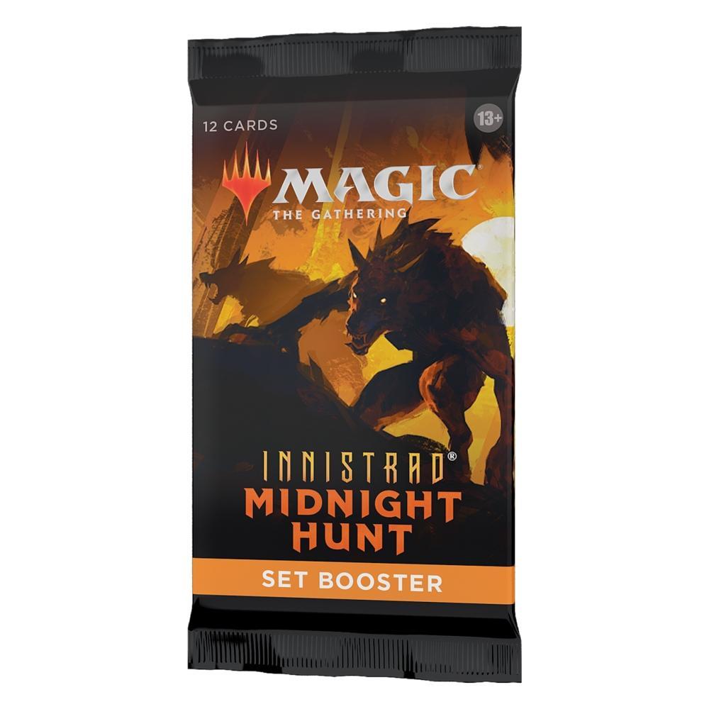 MTG Innistrad: Midnight Hunt Set Booster Pack EN