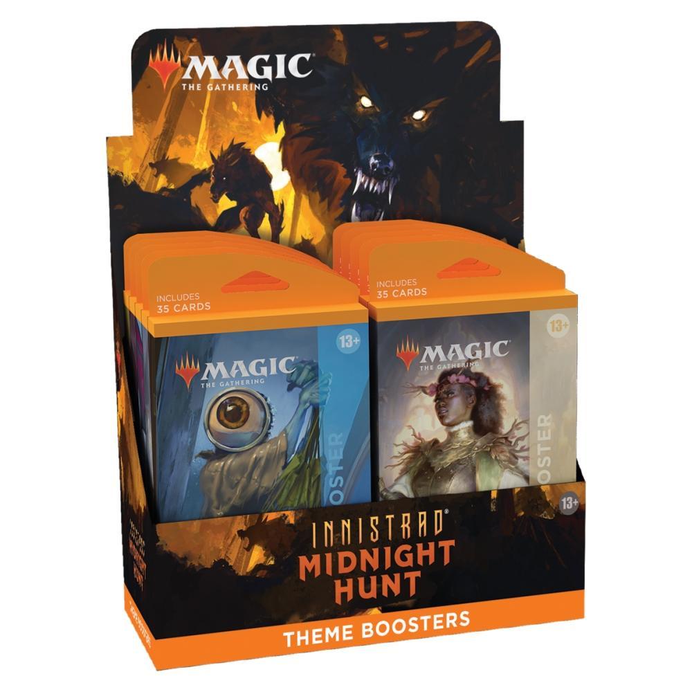 MTG Innistrad: Midnight Hunt Theme Booster Pack EN