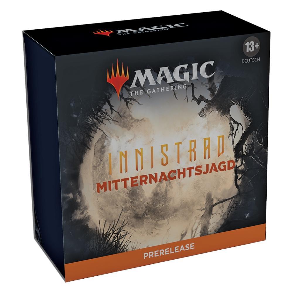 MTG Innistrad: Mitternachtsjagd Prerelease Kit DE