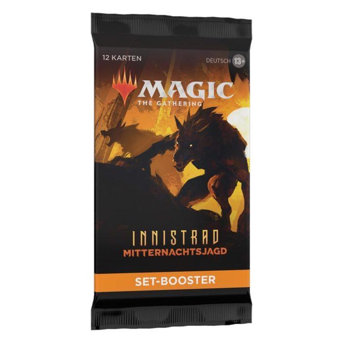 MTG Innistrad: Mitternachtsjagd Set Booster Packung DE
