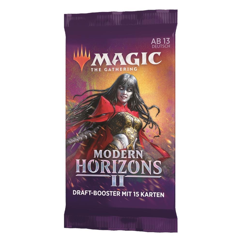 MTG Modern Horizonte 2 Draft Booster Packung DE