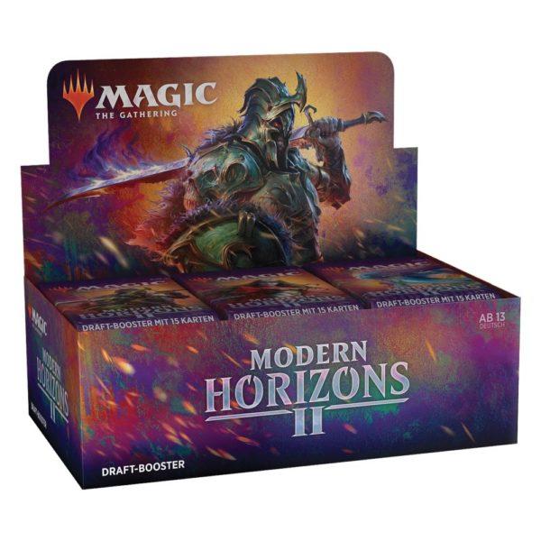 MTG Modern Horizonte 2 Draft Display DE