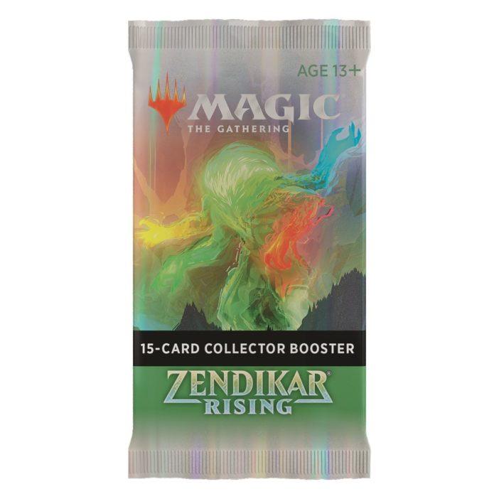 MTG Zendikar Rising Collector Booster Pack EN