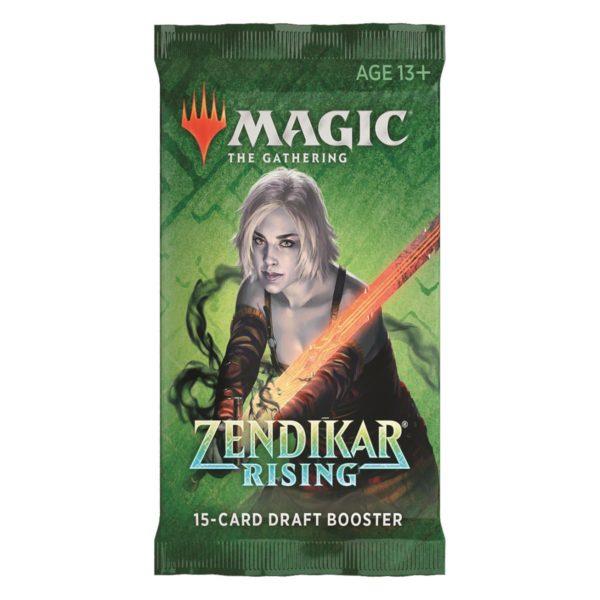 MTG Zendikar Rising Draft Booster Pack EN