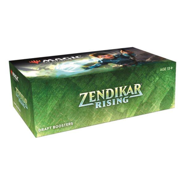 MTG Zendikar Rising Draft Display EN