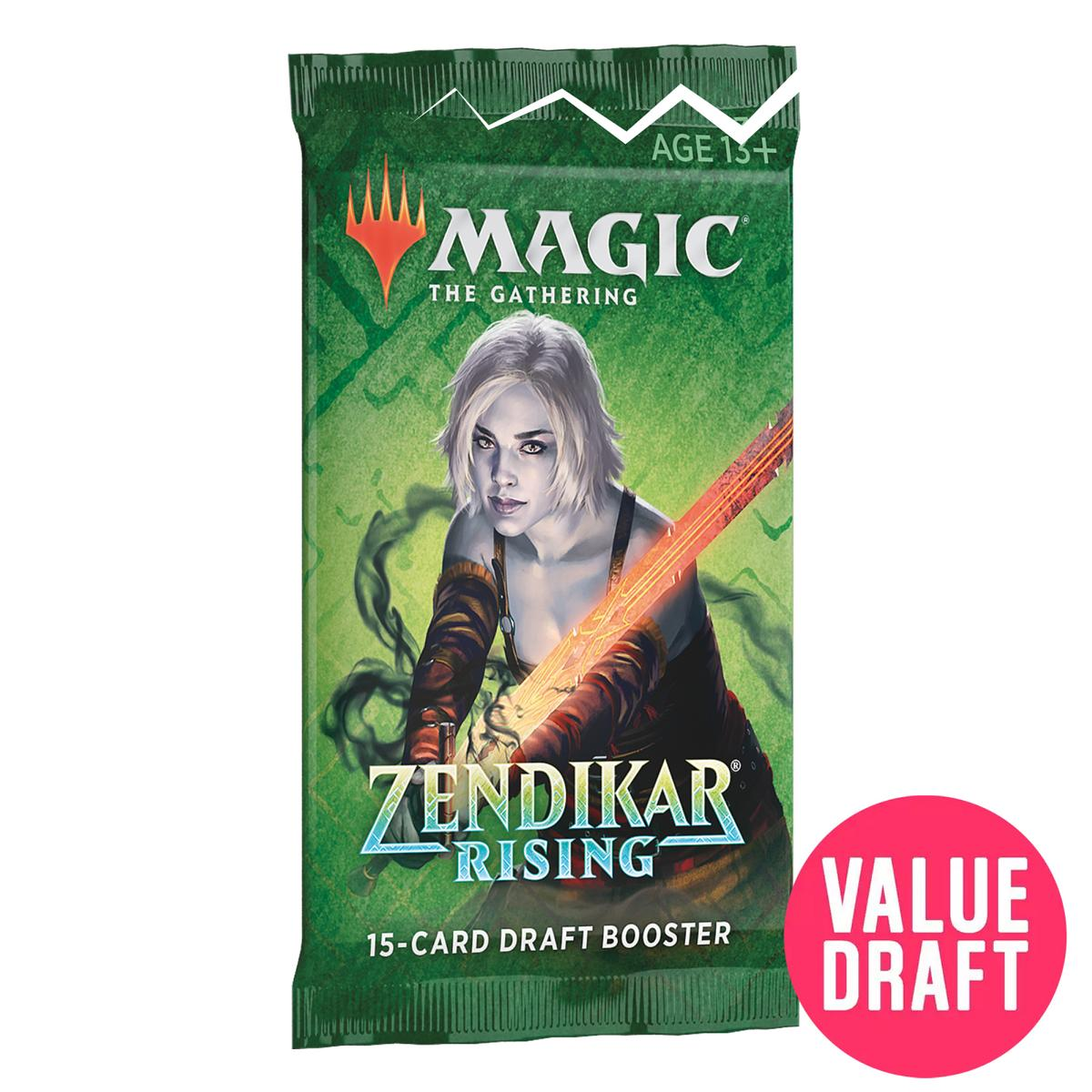 MTG Zendikar Rising Pure Draft 24 Booster Display EN