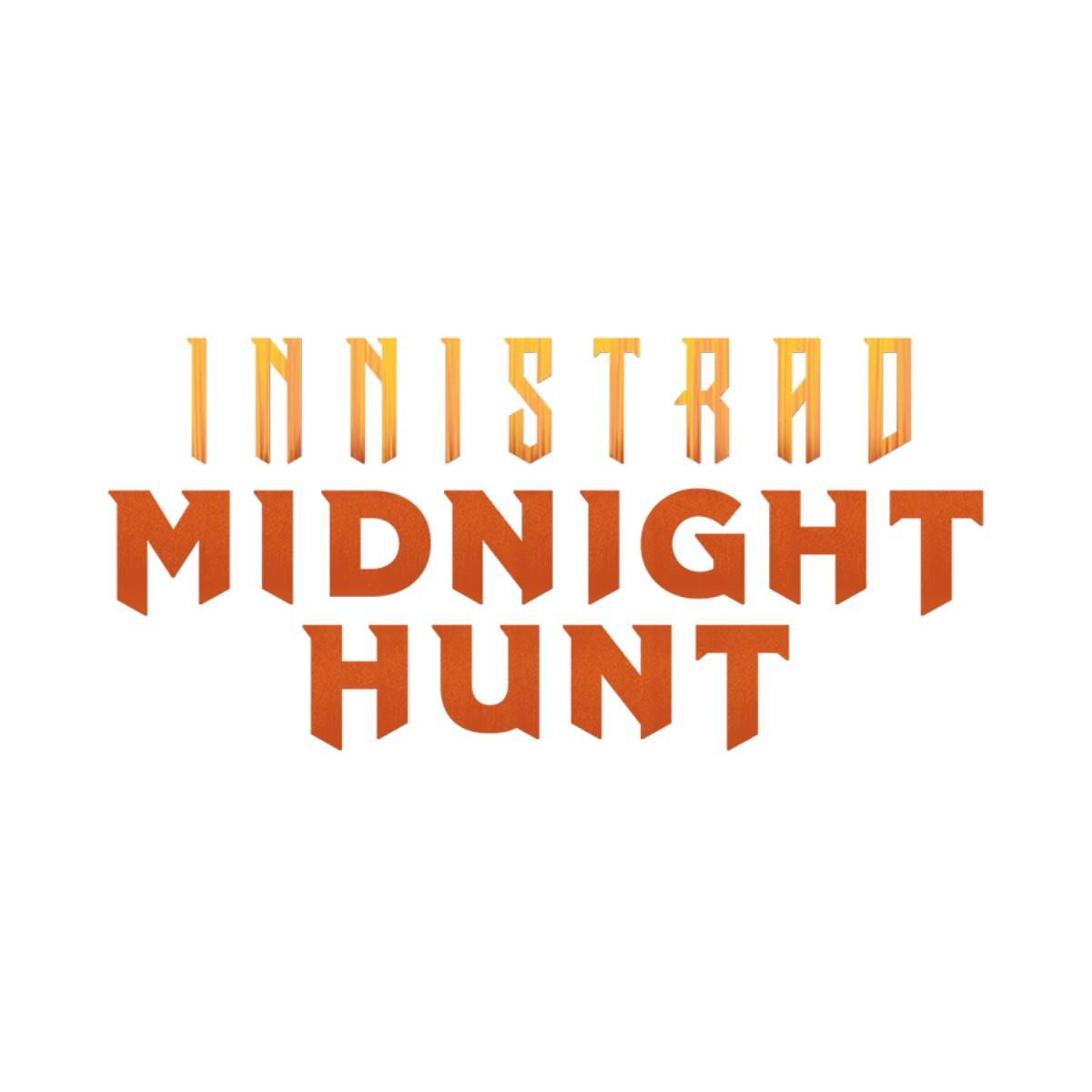 MTG Innistrad: Midnight Hunt Prerelease Kit EN