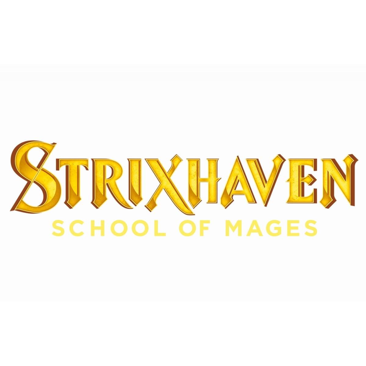 MTG Strixhaven: School of Mages Commander Deck EN
