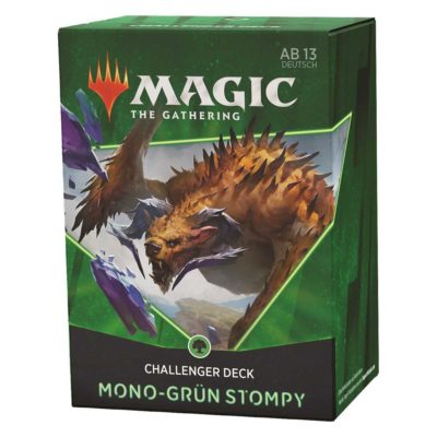 Mono-Grün Stompy