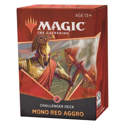 Mono Red Aggro