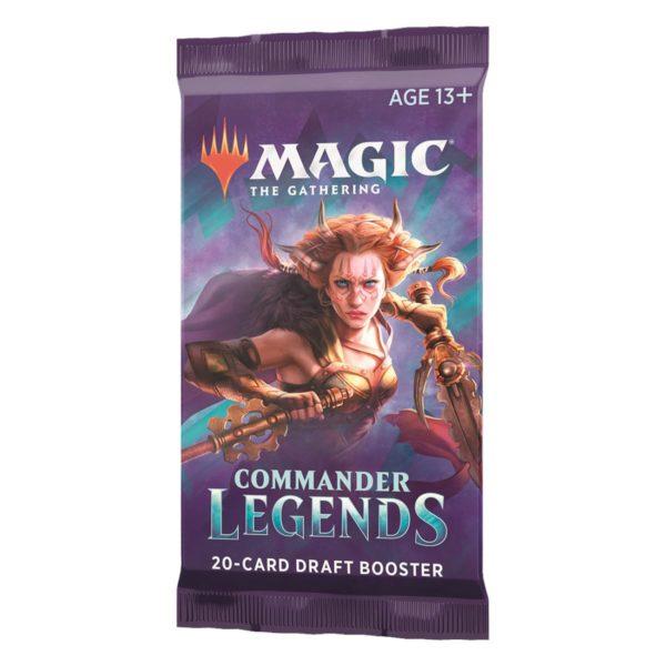 MTG Commander Legends Draft Booster Pack EN