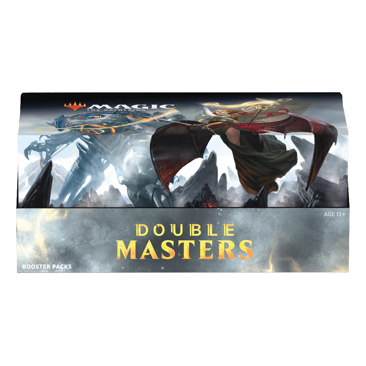 MTG Double Masters Booster Deutsch